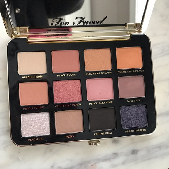 Too Faced Other - Too Faced White Peach 🍑 Eyeshadow Palette